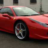 Ferrari 458 just left our shop with full clear bra installed