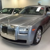 Rolls Royce paint protection, clear bra