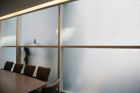 frosted and decorative window vinyl